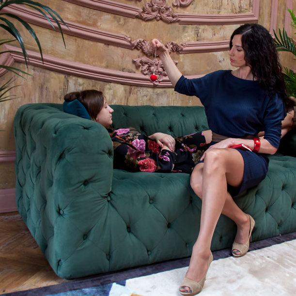 гипнотерапия с Оксаной Роговой